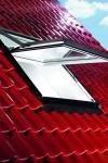 Roto R75 K 65x118 iš PVC su WD