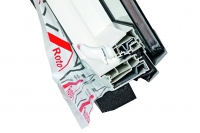 Roto R78 K 74x118 iš PVC su WD