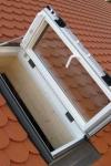VELUX GXU 55x118cm dengtas poliuretanu