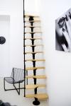 Twister Black (beržas)